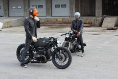 Relic Motorcycles - BMW