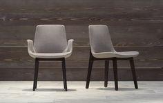 Chaises: Chaise Ventura par Poliform