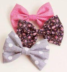 Cute hair accessories