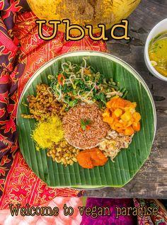 Welcome to Ubud: vegan paradise - Justyna Manjari Vegan Cafe, Raw Vegan, Vegan Recipes Easy, Indian Food Recipes, Best Vegan Ice Cream, Vegan Hummus, Vegan Crackers, Vegan Restaurants, Vegan Options