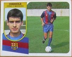 Josep Guardiola i Sala. FÚTBOL CLUB BARCELONA.