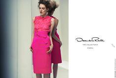 Oscar de la Renta- LOVE IT!! Spring Fashion: COLOR & FORM Trend.