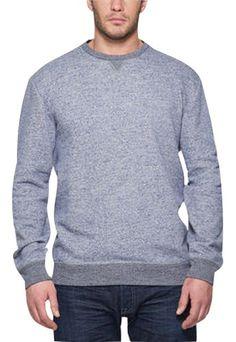Weatherproof® Vintage Men's Crew Neck Sweatshirt (Medium)