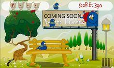 Twitter Hunter - shooter game for #WindowsPhone. www.jojomobile.eu