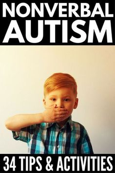 Here are 32 tips and activities to help children on the autism spectrum. These ideas help address some common tendencies that create a barrier. Some activities address feelings of others, speech delays, and much more. Activities For Autistic Children, Autism Activities, Autism Resources, Speech Therapy Activities, Language Activities, Children With Autism, Articulation Activities, Sorting Activities, Autism Sensory