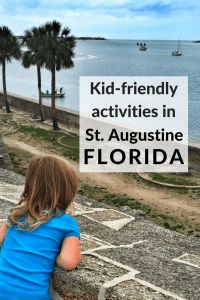 Take the kids back in time with a trip to St. Augustine in Florida – Spring Break Plans Florida Camping, Florida Vacation, Florida Travel, Travel Usa, Rv Camping, Florida Trips, Camping Places, Florida Springs, Florida Beaches