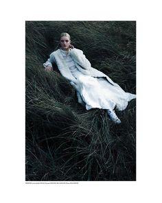 Jasper Abels Lenses Natural Style for Prestage #fashion #model #photography