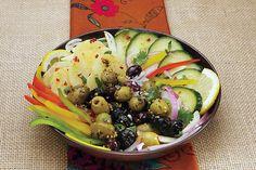 Moroccan Vegetable Salad recipe