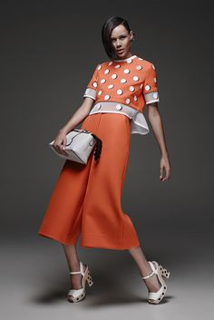 Fendi Pre-Spring-Summer 2015 (Resort 2015)