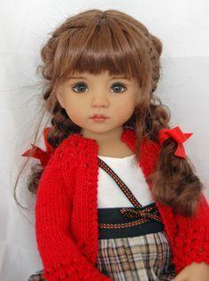 Dianna Effner poco querida 1 de Kuwahi muñecas por Kuwahidolls                                                                                                                                                                                 Más
