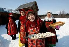 """The babushka, or Russian granny, is a pervasive image in Western culture, and, good news – she exists! There are a lot of older women in Russia who look exactly like stereotypical """"babushkas"""" – small and short with scarves around their heads."""