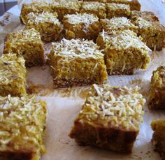 pumpkin slice | Lady Homemade. Not too sweet and exceptionally moreish