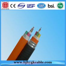 Low Smoke Halogen Free Sheathed Flame Retardant Fire Proof Cables