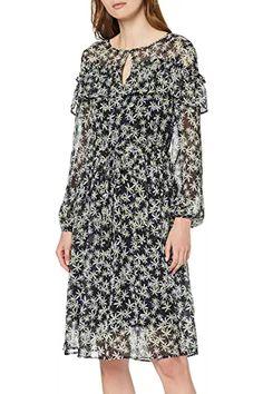find. Women's Midi Chiffon Dress