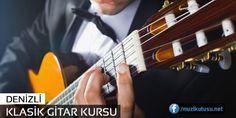 Klasik Gitar Kursu Denizli - muzikutusu.net