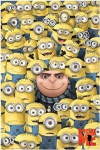 despicable me party decorations....great idea to take a picture of each guest with the minions.