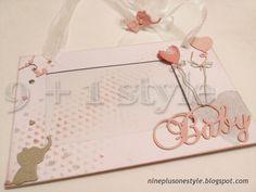 Una cornice - fiocco nascita per una bimba: fra tradizione e originalità, il tuo tocco fai-da-te. DIY birth wreath-frame