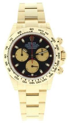 Rolex Daytona 116508 18K Yellow Gold 40MM Watch