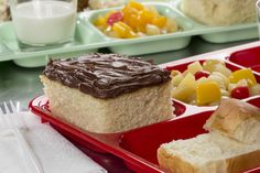 Homestyle Buttermilk Cake   MrFood.com