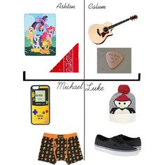 5sos preference- Cute gifts you get him