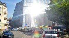 Blendung Uni Freiburg Glass Facades, Blinds, Solar, Street View, Sun Rays, Assessment, Travel, Buildings, University