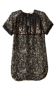 rebecca taylor embellished dress