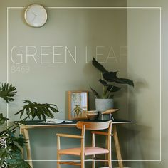Interior Wall Colors, Interior Walls, Living Room Colors, Living Room Paint, Green Apartment, House Painting, Home Renovation, Color Inspiration, Home Improvement