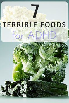 For years, doctors have speculated that certain foods may have something to do with ADHD. What some foods do seem to do, however, is worsen ADHD symptoms or affect behavior that mimics the signs of ADHD in children. #ADHD #everydayhealth | everydayhealth.com