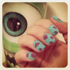 Velvet Nails, Ideas Geniales, Nail Designs, Nail Art, Enamels, Caviar Nails, Nails, Fingernail Designs, Nail Desings