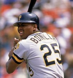Bobby Bonilla: All-Star with the Pirates Pittsburgh Pirates Baseball, Pittsburgh Sports, Pittsburgh City, Pirate Pictures, Baseball Batter, Pirate Photo, Best Baseball Player, Mlb The Show, Beige