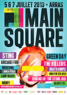 Main Square Festival 2013 on Behance
