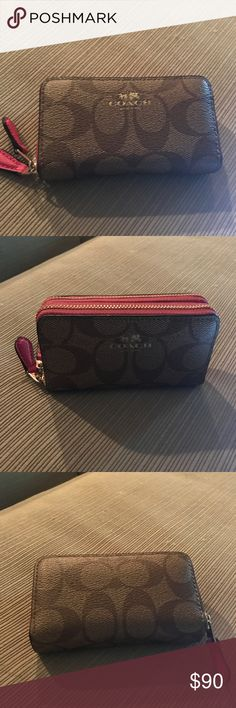 Coach wallet! Coach wallet. Used but excellent condition. Coach Bags Wallets