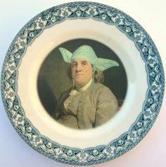Yodamin Franklin plate