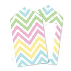 Let's Party With Balloons - Illume Design Pastel Chevron Gift Tags, $9.00 (http://www.letspartywithballoons.com.au/illume-design-pastel-chevron-gift-tags/?page_context=category