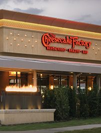 Cheesecake Factory...Mall at Millenia