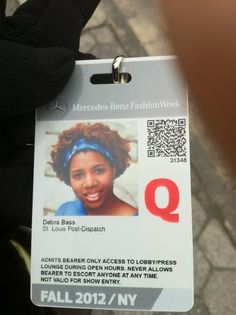 "@debrabass Tweeted: ""I'm official. Let the fashion gauntlet begin #nyfw #mbfw """