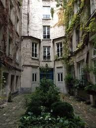 paris courtyards - Google Search