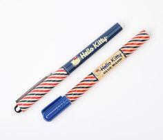 Hello Kitty Glue Wand & Pen: Air Mail