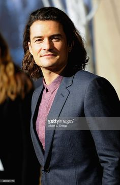 Actor Orlando Bloom arrives for Premiere Of New Line Cinema, MGM Pictures And Warner Bros. Pictures' 'The Hobbit: The Battle Of The Five Armies' held at Dolby Theatre on December 9, 2014 in Hollywood, California.