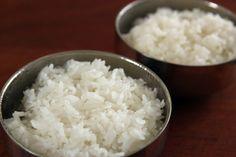 Rice, scorched rice, & scorched rice tea (Bap, nurungji, & sungnyung) recipe - Maangchi.com