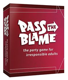 Pass the Blame Board Game * See this great product. Good Excuses, Making Excuses, Board Game Online, Online Games, Board Games For Couples, Parlor Games, Bored Games, Fun Party Games, Party Ideas