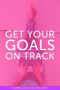 With so little time left in the year, I thought now would be a good time to discuss revisiting your yearly goals. Don't fret over missed deadlines. Those things are in the past. However, you can still have the best year ever and get your goals back on track. Click through to get a few strategies + a FREE guide.
