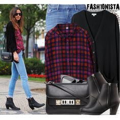 """""""1059. Blogger Style: Fashion Vibe"""" by amber-nicki-rose on Polyvore"""
