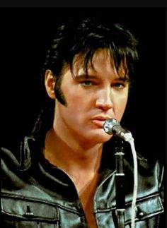 """- On this day, Elvis Presley dies in Memphis, Tennessee. He was The death of the """"King of Rock and Roll"""" brought legions of mourning fans to Graceland. Priscilla Presley, Lisa Marie Presley, King Elvis Presley, Elvis And Priscilla, Elvis Presley Photos, Rock And Roll, Elvis 68 Comeback Special, Cat Stevens, Eddie Vedder"""