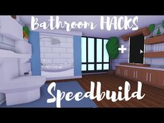 The Roblox Robux hack gives you the ability to generate unlimited Robux and TIX. So better use the Roblox Robux cheats. Cute Bathroom Ideas, Bathroom Hacks, My Home Design, House Design, Lavatory Design, Futuristic Home, Roblox Pictures, Baby Room Design, Bedroom Decor