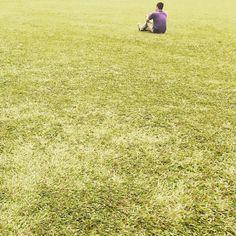 just alone