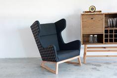 Lord armchair designed by Grzegorz Korzeń. www.melyo.pl