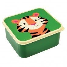 Colourful Creatures Lunch Box - Tiger