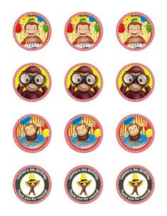 Curious George Cupcake Toppers Curious George Birthday Party Curious George Cupcake Toppers Curious George Birthday Party The post Curious George Cupcake Toppers Curious George Birthday Party appeared first on Paris Disneyland Pictures. Curious George Cupcakes, Curious George Party, Curious George Birthday, Diy Projects To Make And Sell, First Birthday Party Themes, 2nd Birthday, Birthday Ideas, Cupcake Illustration, Boy Party Favors