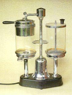 #coffee #vacuum #pot